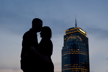 Nighttime Enagement Portraits_MA Boston Engagement Portraits_Boston Red Sox Themed Enagement Photo Session_CT Photographer in MA Engagement Photo Session_Boston Engagement Portraits_Boson MA Engagement Photo Session_CT Wedding Photographer0001