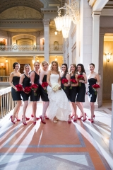 ct wedding photography_ct wedding photographer_hartford wedding_marqee wedding_960 main_hartford city hall_black and red wedding_winter wedding ct_wedding snow photos0003