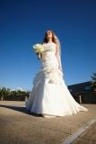 CT Wedding Photographer_CT Wedding_Portland CT Wedding_St. Clement's Castle Wedding_Outside Bridal Portraits_Wedding Dress Photographs_Summer Wedding Dresses0001