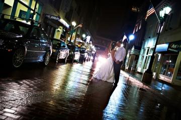 CT Wedding Photography_Bride and Groom Wedding Portraits_Outside Bride and Groom Photos_Nighttime Bride and Groom Portraits_CT Wedding Photograger_CT Hartford Wedding0001